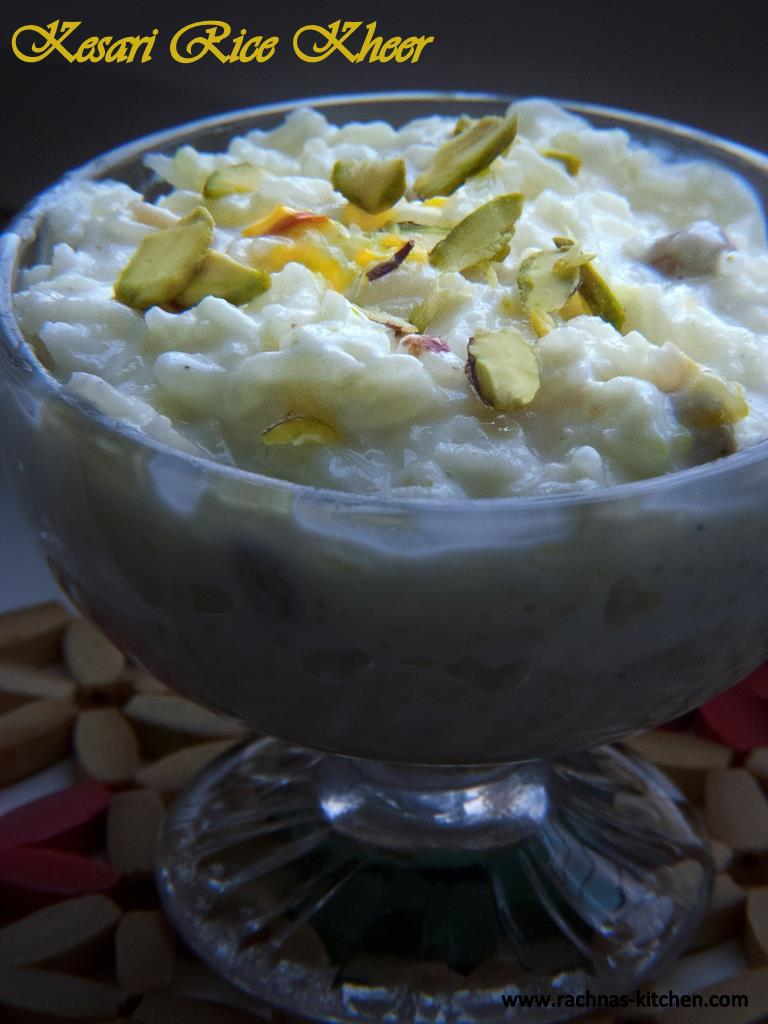 Rice Kheer Recipe With Step By Step Pictures