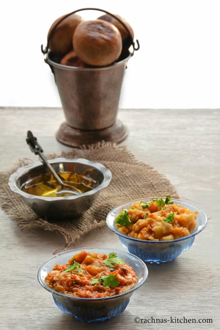 Traditional litti chokha recipe