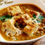 Restaurant Style Khoya Matar Paneer Recipe