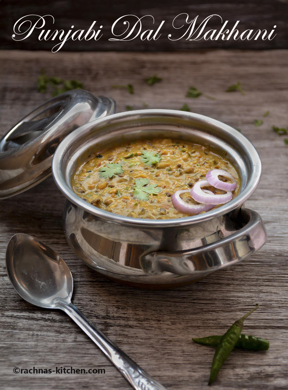 Punjabi Dal Makhani Recipe, How To Make Makhani Dal