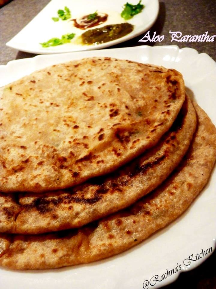 Aloo paratha recipepotato stuffed indian flat bread aloo paratha recipe step by step pictures forumfinder Image collections