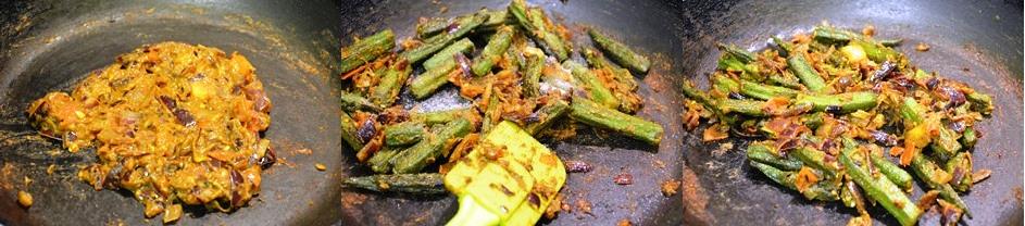 bhindi masala step 5