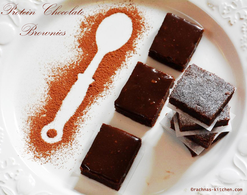 Chocolate Brownies No Eggs Or Butter