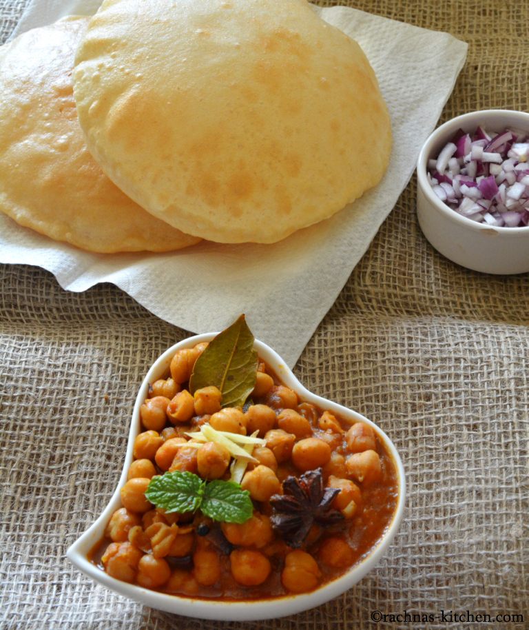 punjabi chole recipe
