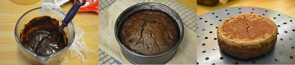 eggless chocolate cake 2
