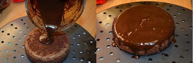 eggless chocolate cake 3