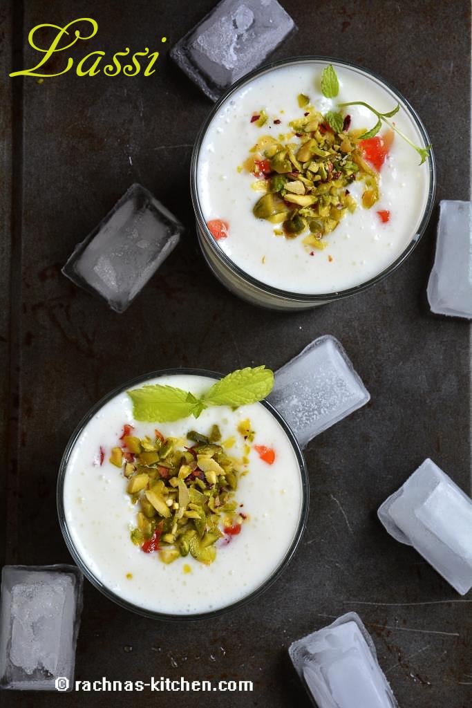 Lassi recipe how to make lassi sweet lassi recipe yogurt lassi lassi recipe forumfinder Image collections