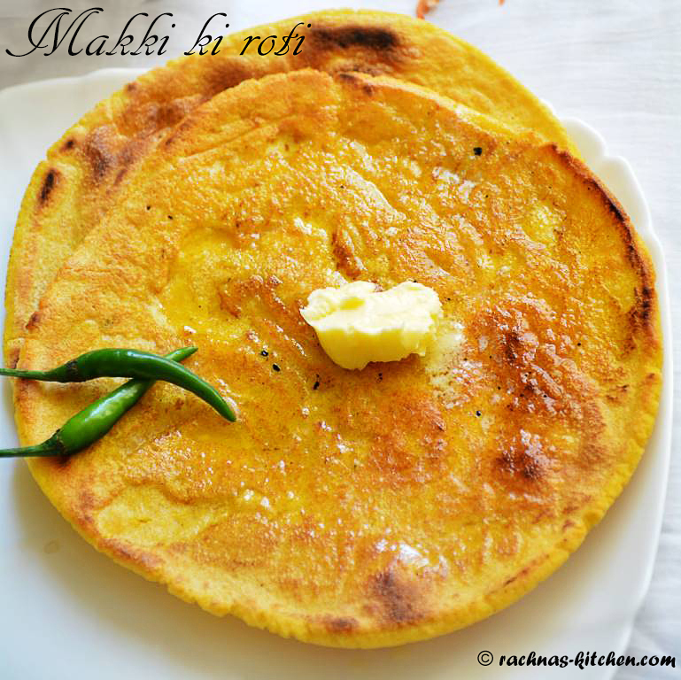 How to make makki ki roti