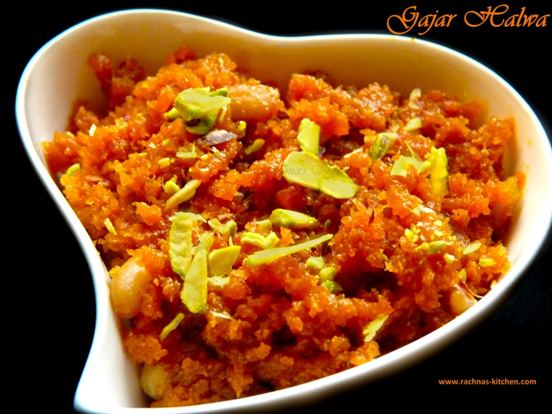 authentic traditional gajar ka halwa for raksha bandhan