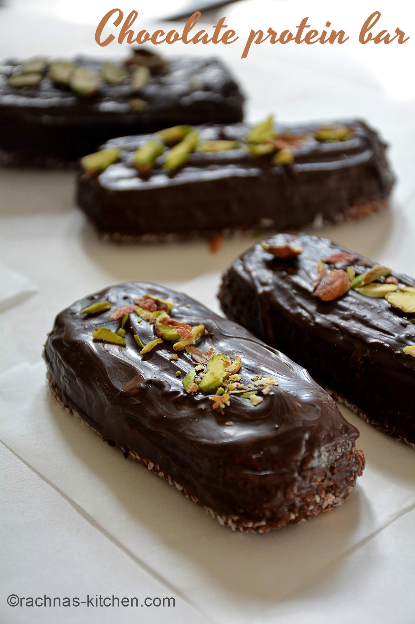 Vegan Protein Bars Recipe No Bake Protein Bars