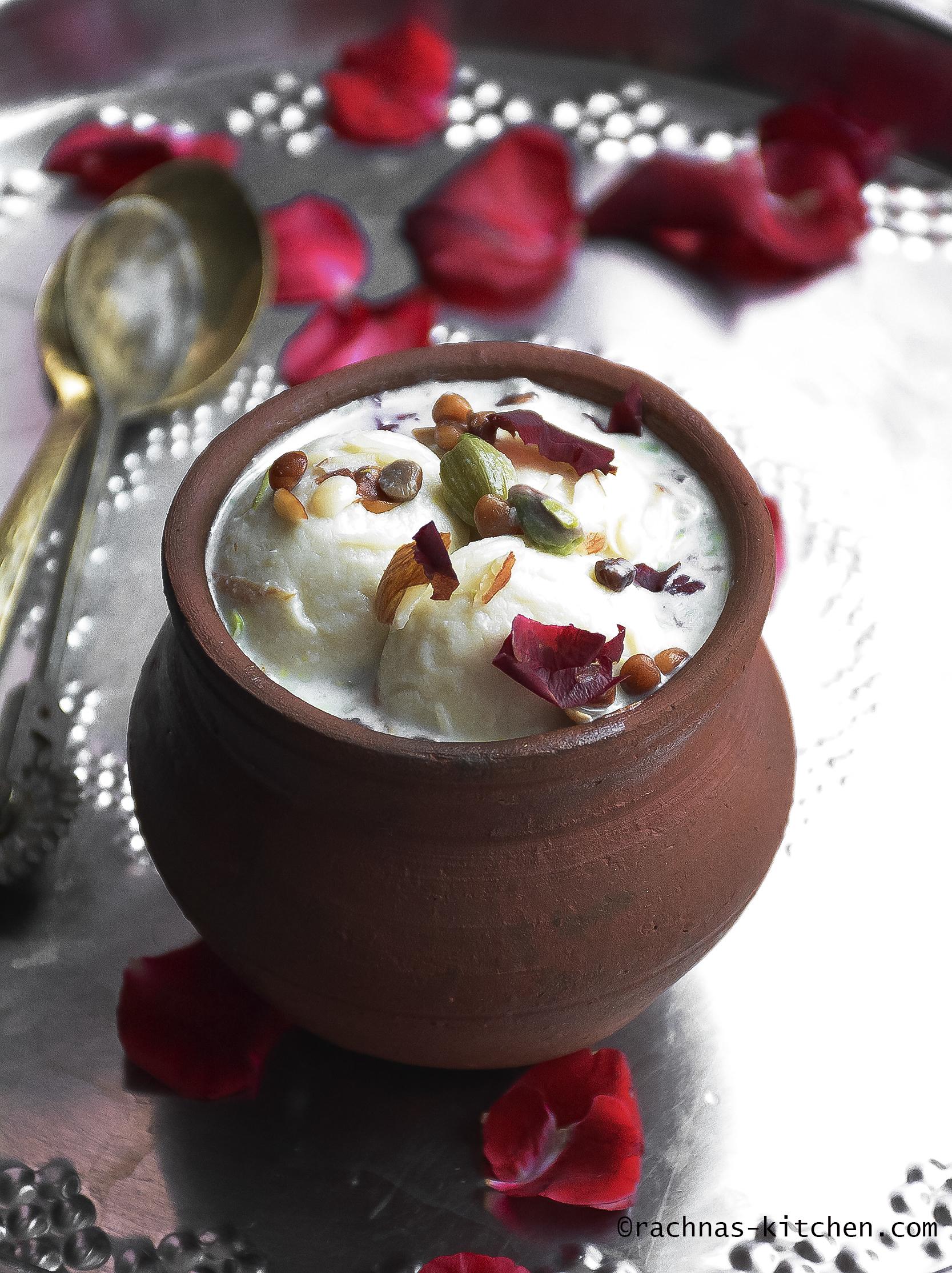 How to make angoori rabdi