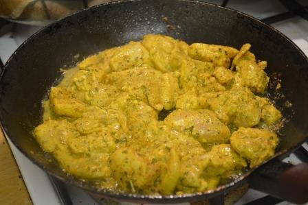 Butter chicken recipe step 15