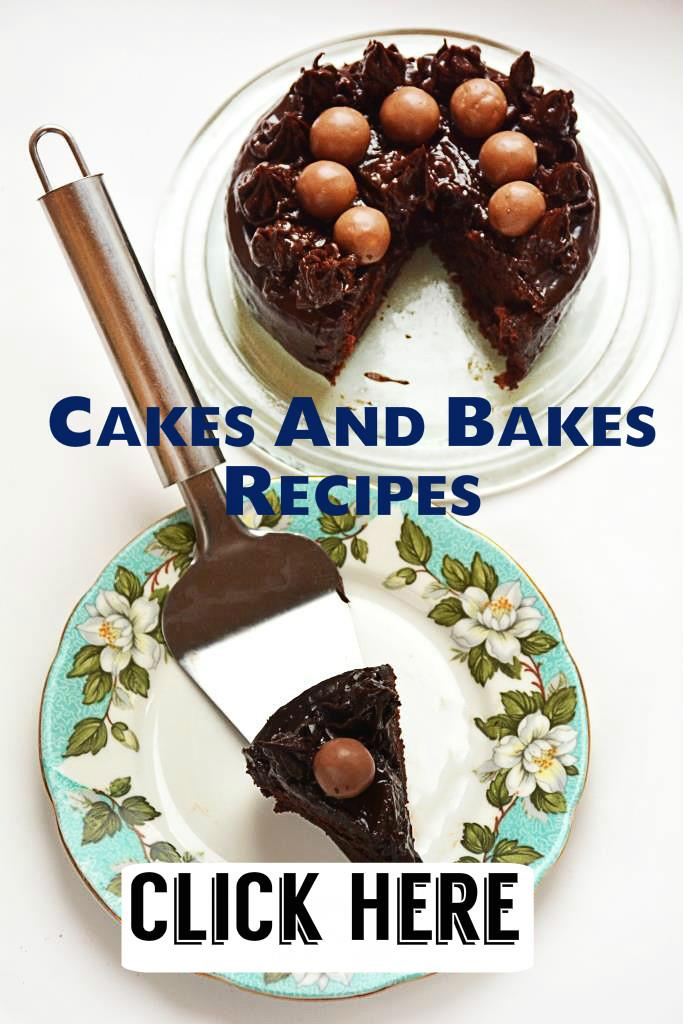 Cakes And Bakes Recipes