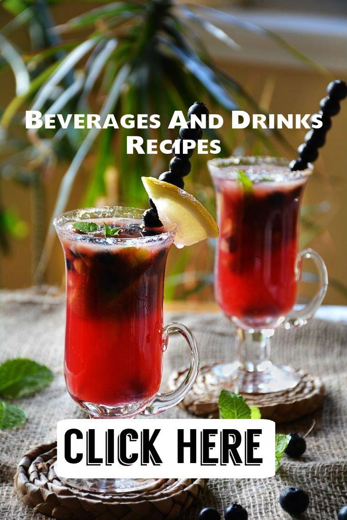 Beverages And Drinks Recipes