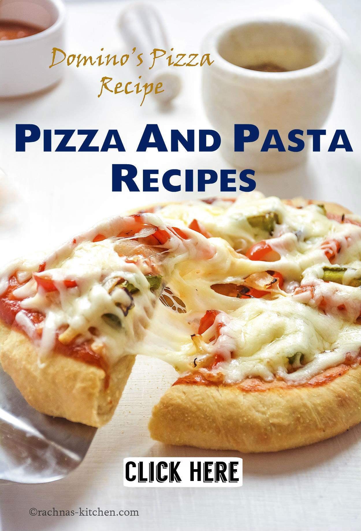 Pizza And Pasta Recipes