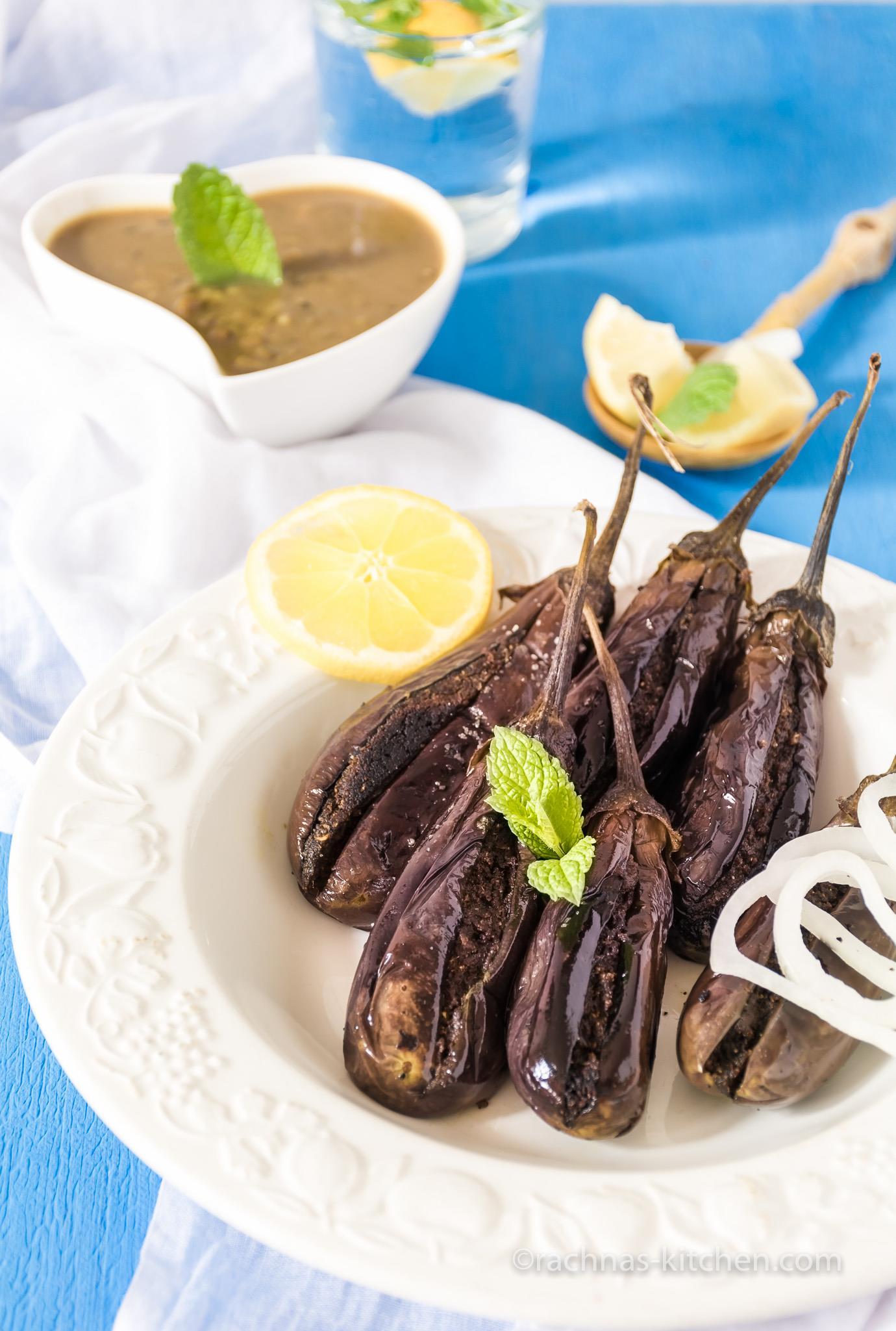 Bharwan baingan recipe