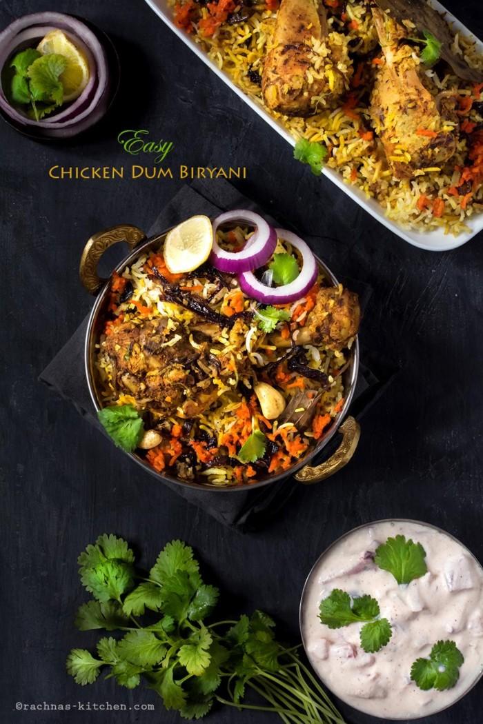 Hyderabadi chicken biryani recipe indian chicken biryani recipe hyderabadi chicken biryani recipe forumfinder Image collections