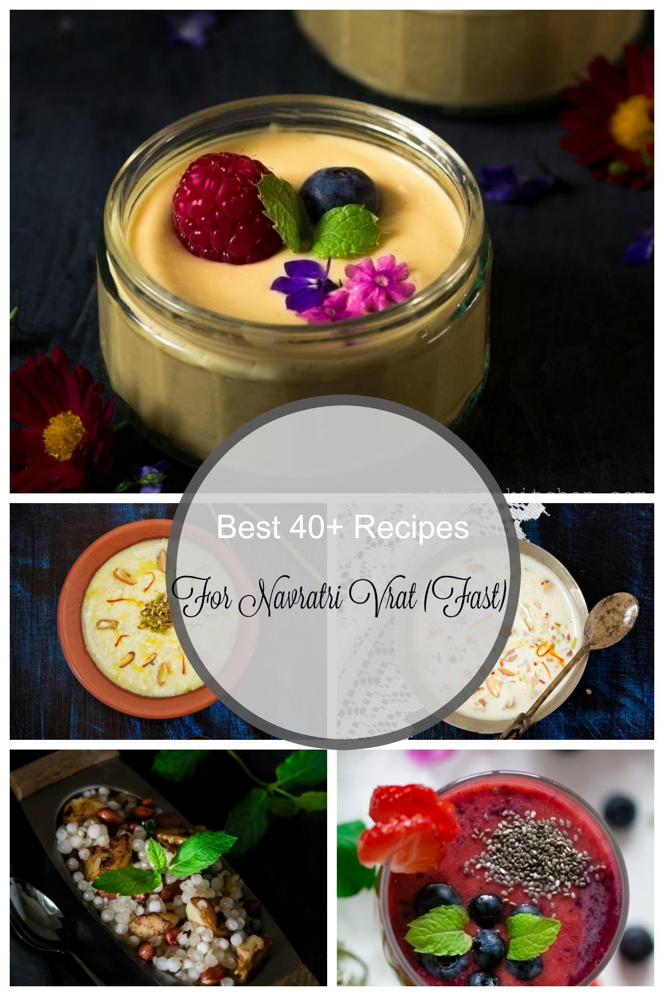 Navratri Recipes   40 + Navratri Vrat Recipes