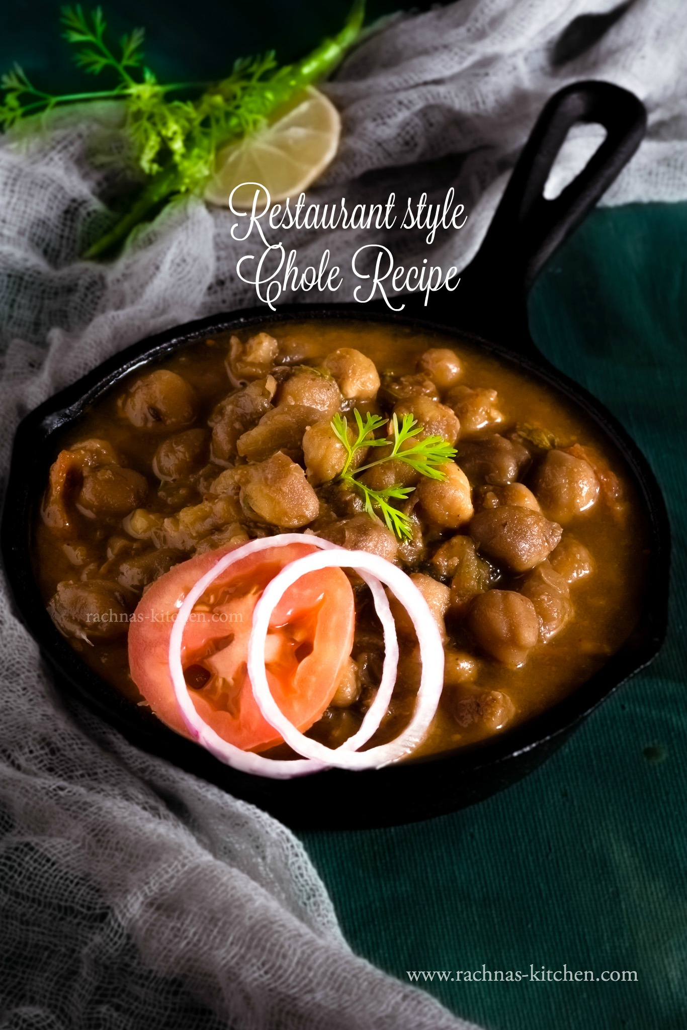 Chole recipe , Punjabi chole bhatura recipe