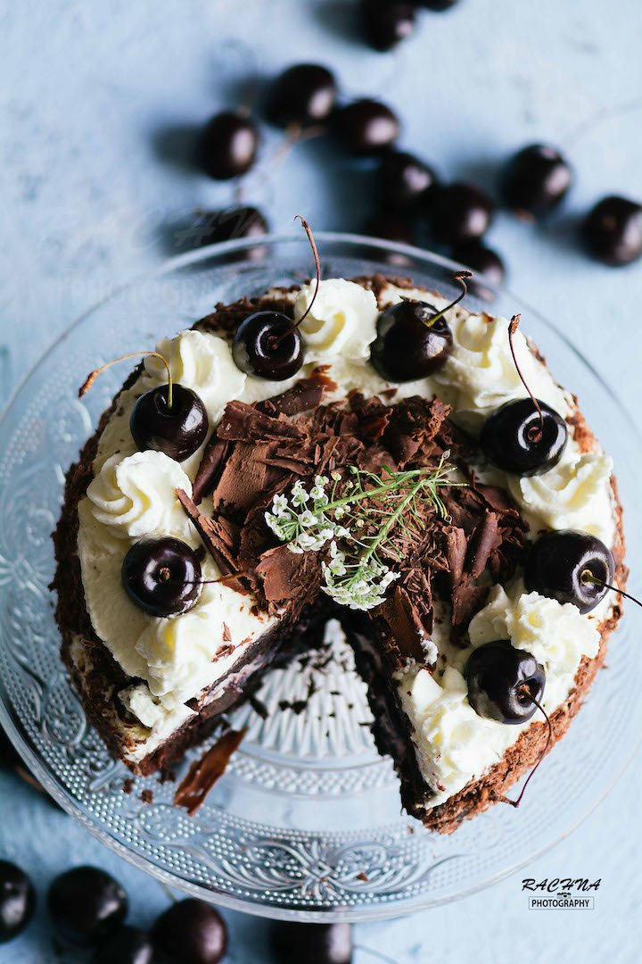A Taste Of History Black Forest Cake Recipe