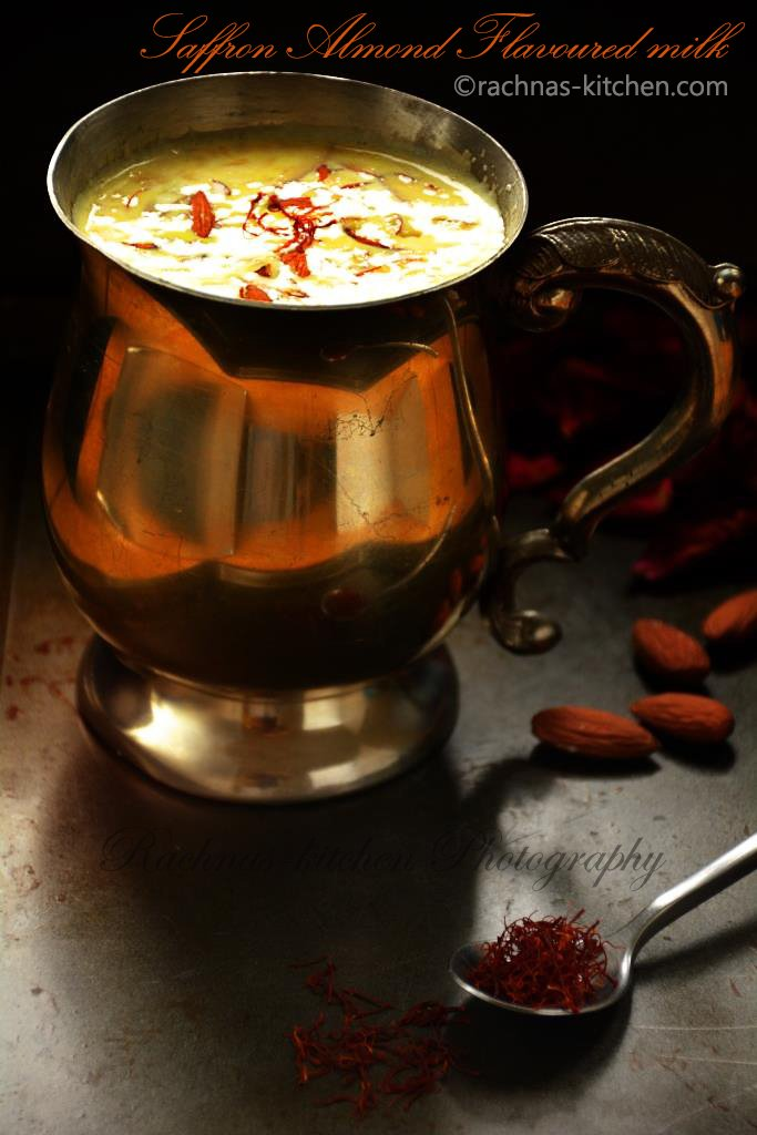 How To Make Badam Milk In Home