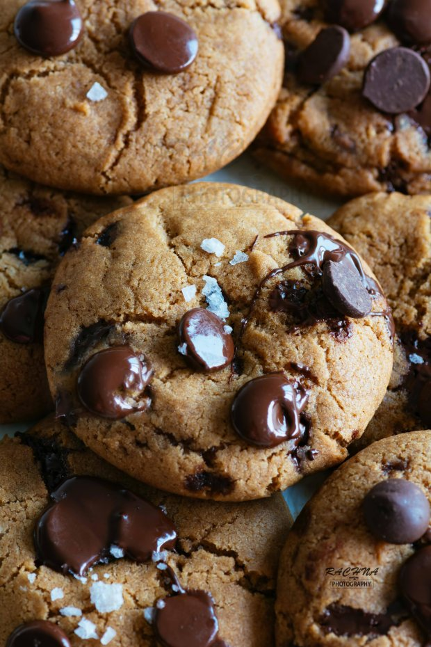eggless chocolate chips cookies recipe3